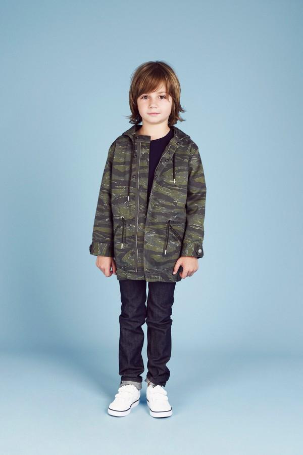 Коллекция детской одежды 2014