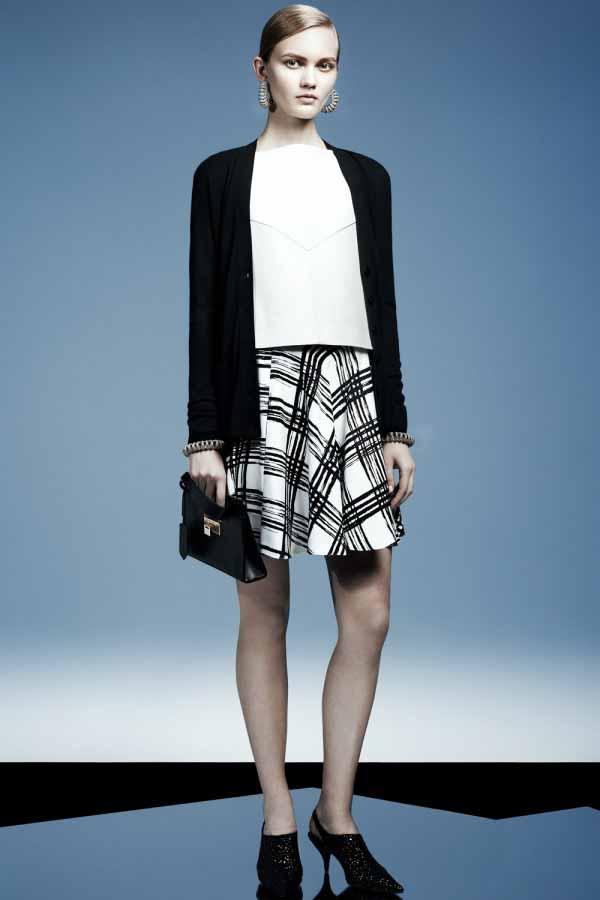 Женская коллекция Весна-Лето 2014 Balenciaga