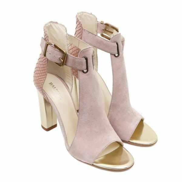 Коллекция женской обуви Balmain весна-лето 2014
