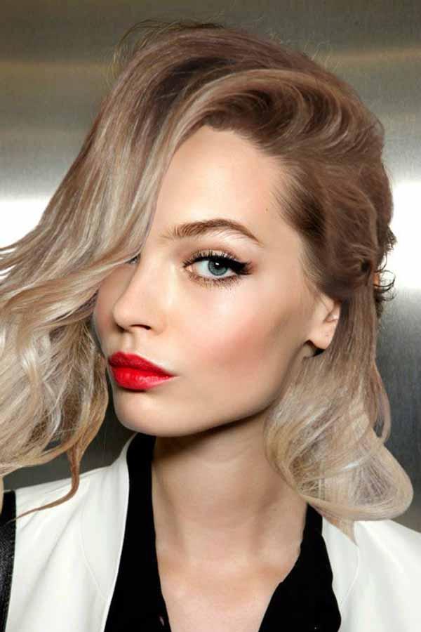 как сделать глаза больше с помощью макияжа