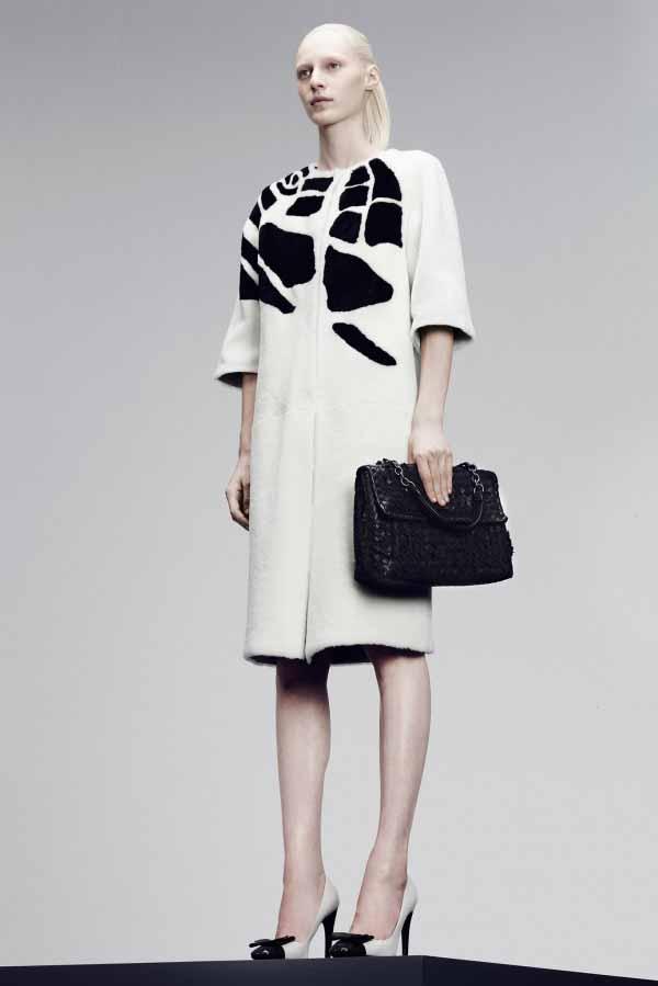 Женская брендовая одежда  Bottega Veneta Pre-Fall 2014