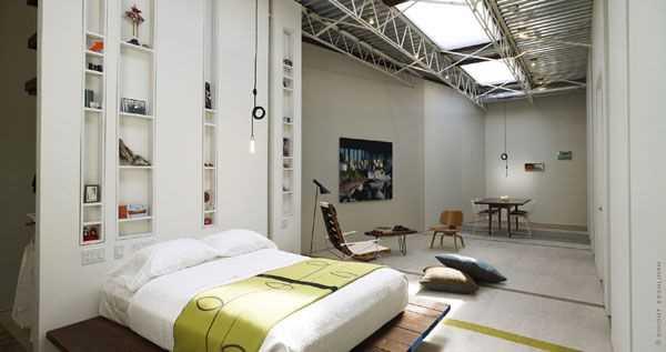 contemporary-bedroom-design-green-decoration