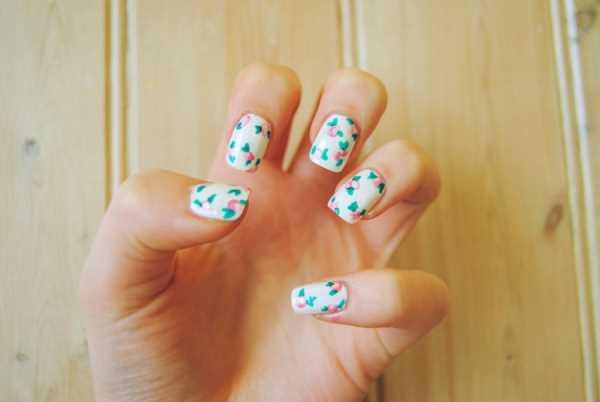 short-nail-design