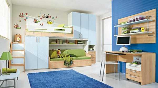 фото интерьеров детской комнаты
