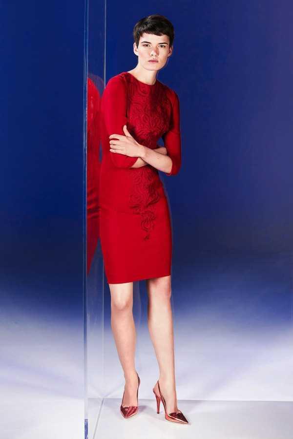 Escada Коллекция женской одежды Pre-Fall 2014