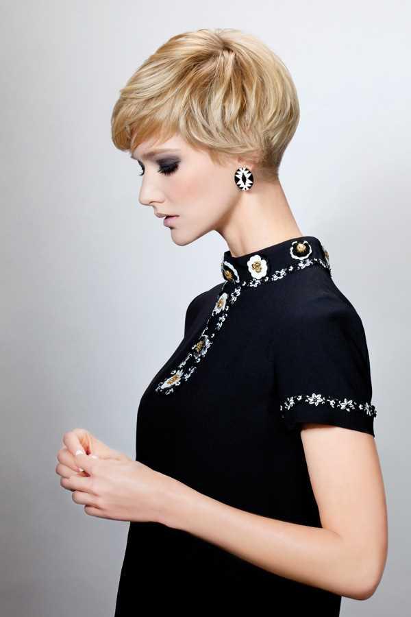 Лучшие женские стрижки и прически на 2014 год