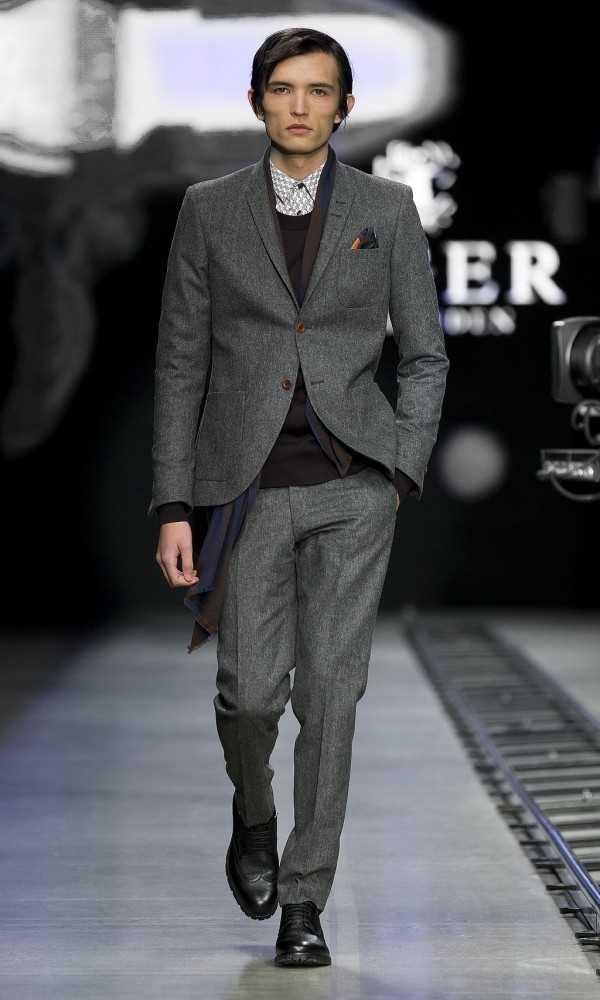 мужская одежда 2014-2015 от бренда Tiger of Sweden