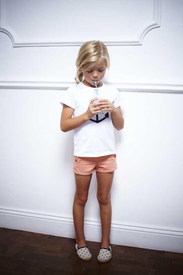 Модные тренды в детской одежде на весну 2014 года