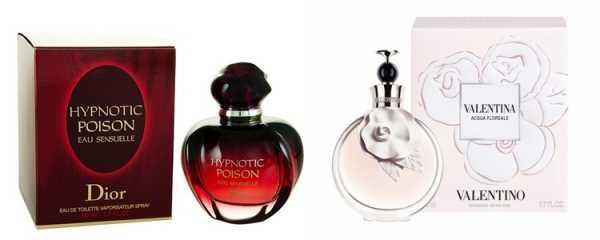 ТОП самых желанных ароматов 2014 года