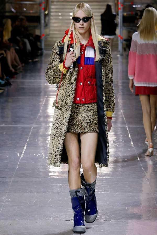 женская одежда Miu Miu 2014-2015