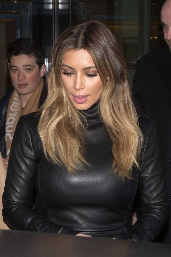 smoky eyes от Kim Kardashian (Ким Кардашян)