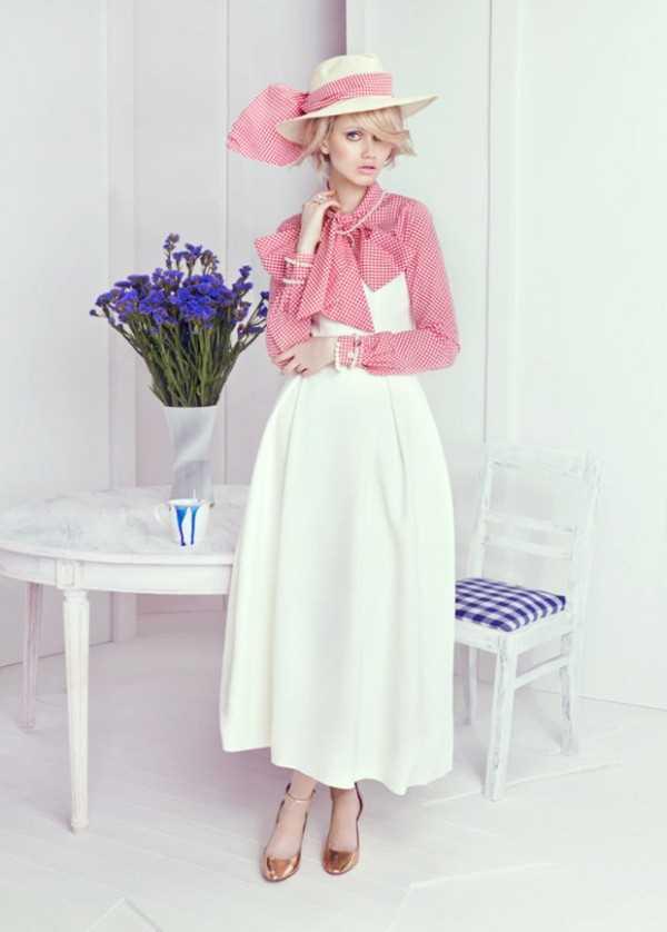 Lookbook женской одежды и аксессуаров от Bizuu 2014