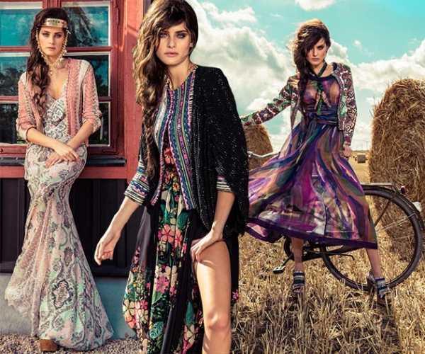 Как носить одежду в стиле Бохо-Шик