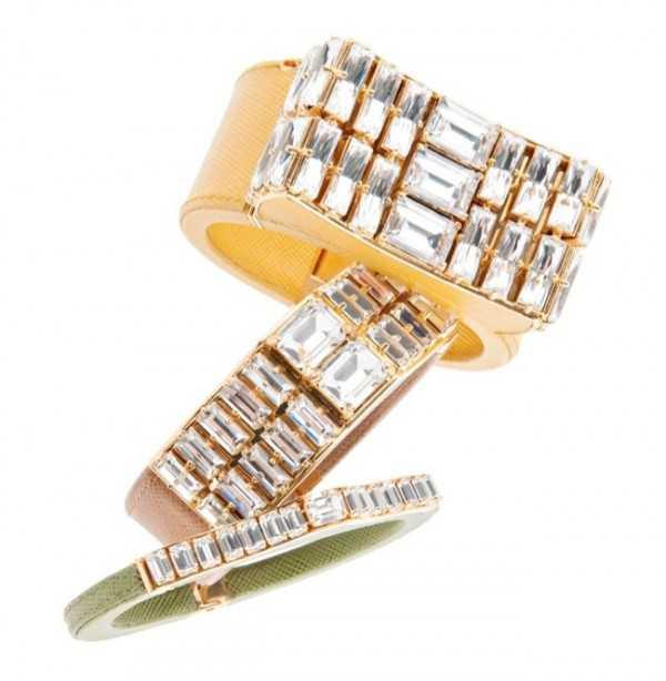 Украшения и ювелирные изделия Prada 2014