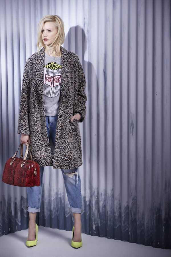 Lookbook женской одежды River Island сезона осень-зима 2014-2015 года