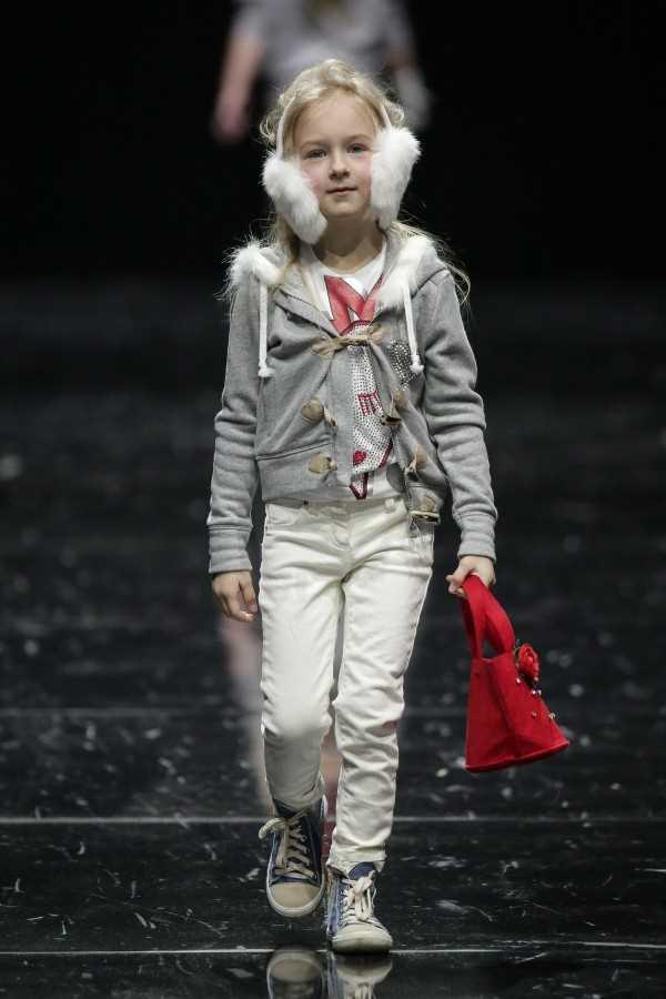 Коллекция детской одежды Осень-Зима 2014 от Gaudi