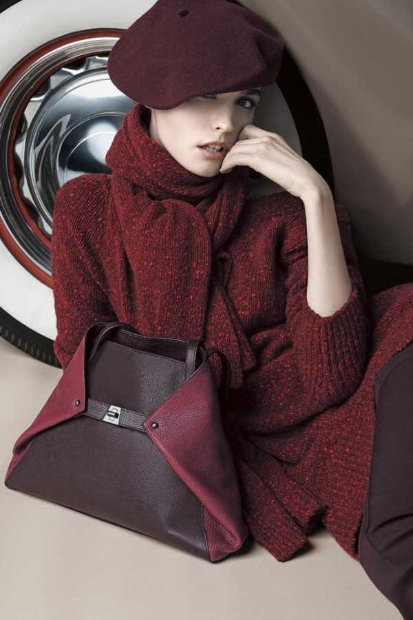 Коллекция женских аксессуаров 2014 от бренда Akris