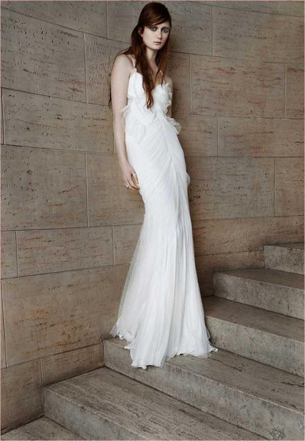 Коллекция Свадебных платьев Vera Wang 2015