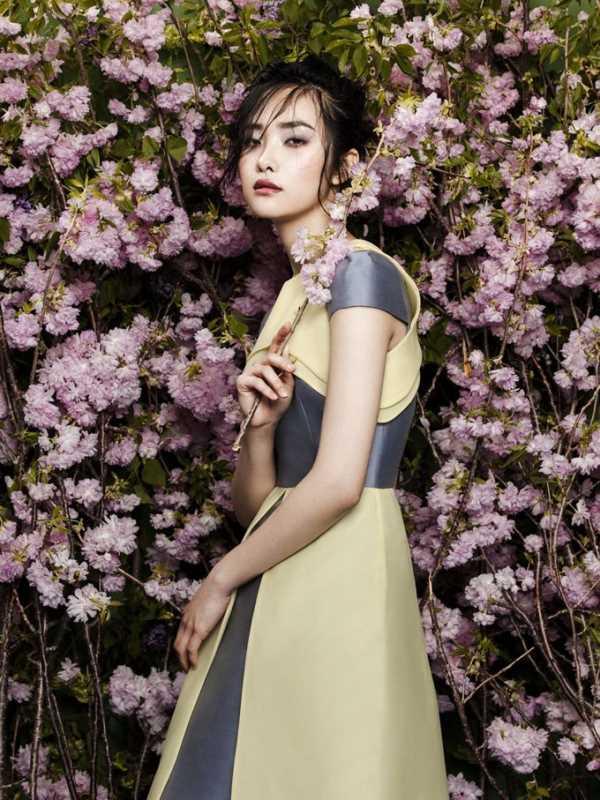 Рекламная компания Коллекции Весна-Лето 2014 от Phuong My
