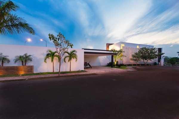 Дизайн современного роскошного загородного дома