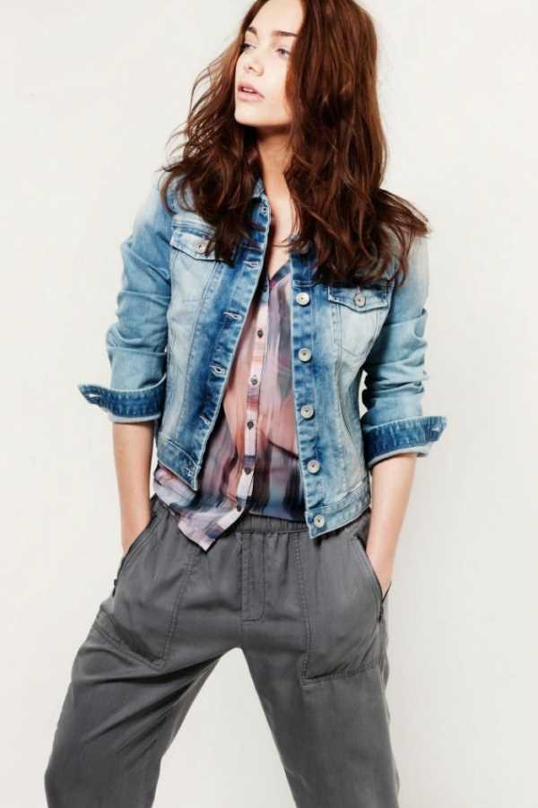 Коллекция мужской и женской одежды от бренда Mexx на 2014 год