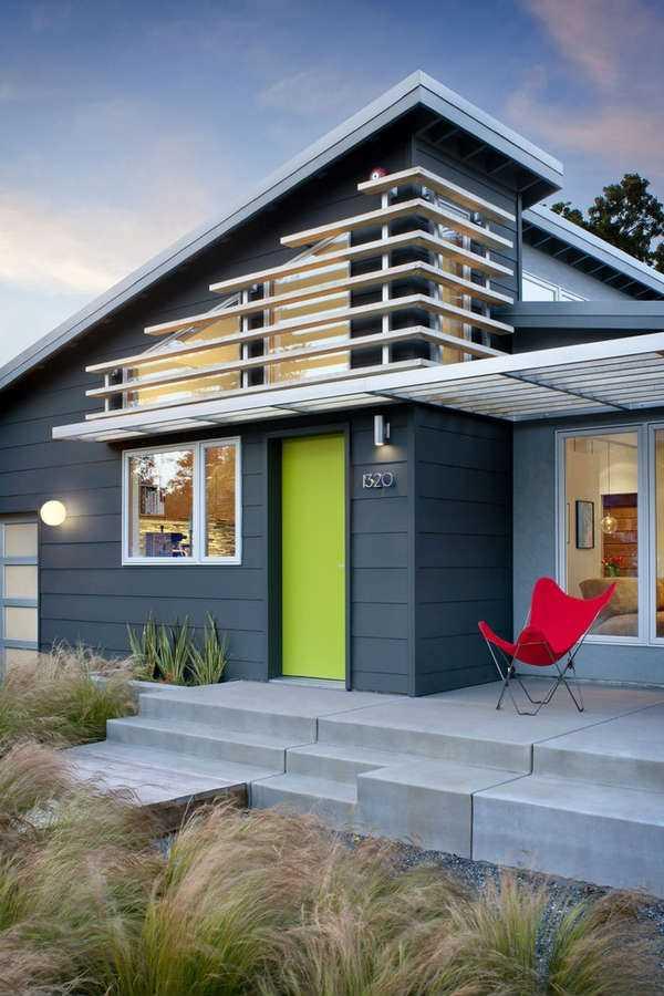 цветовые схемы для фасада загородного дома