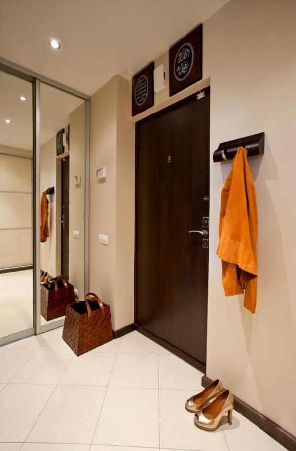 Однокомнатная квартира 35 кв.м дизайн фото