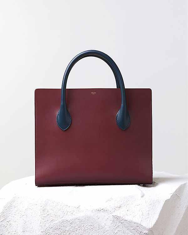 Коллекция кожаных сумок Céline