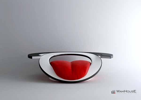 Стильный дизайнерский стул WAMHOUSE