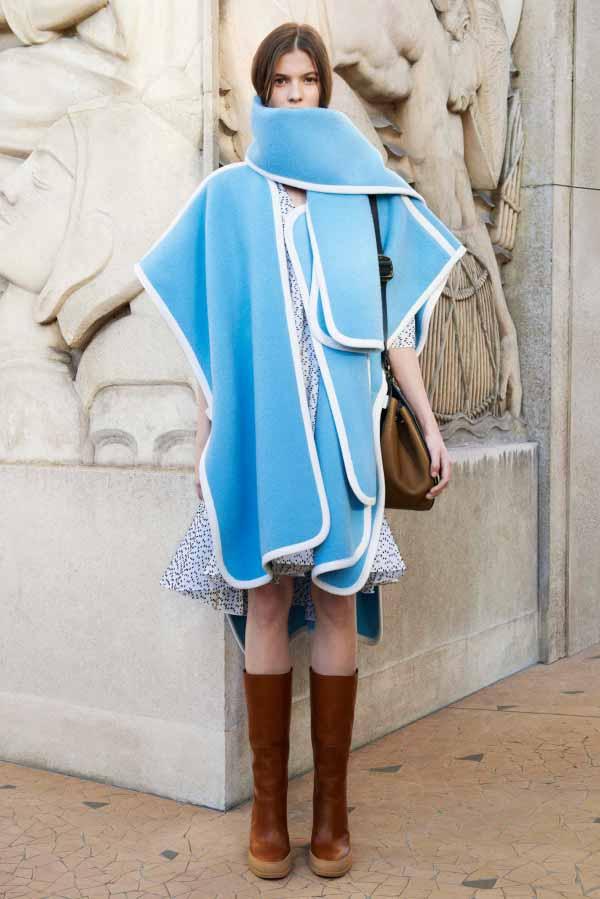 Коллекция женской одежды 2014 от Chloé