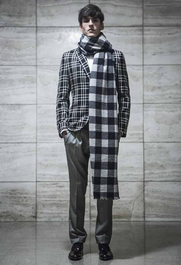 Коллекция мужской одежды от Christian Pellizzari