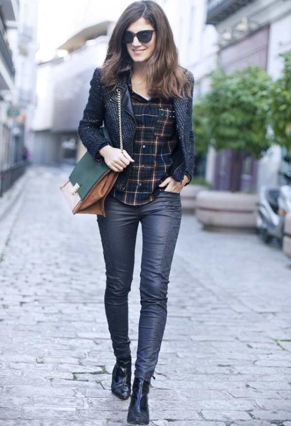eleven-pariМодная верхняя одежда для осени 2014 года