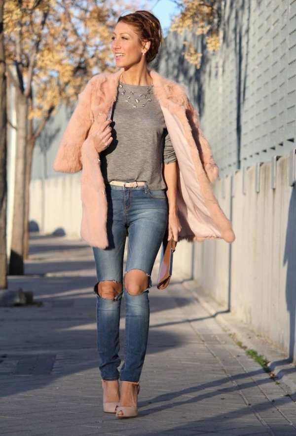 Модная верхняя одежда для осени 2014 года