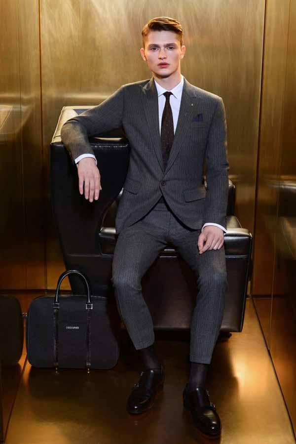 Элегантная мужская одежда осень-зима 2014-2015