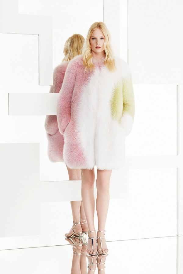 Коллекция женской одежды Emilio Pucci 2015