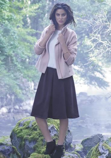 Лучшие модные образы на весну 2015 года