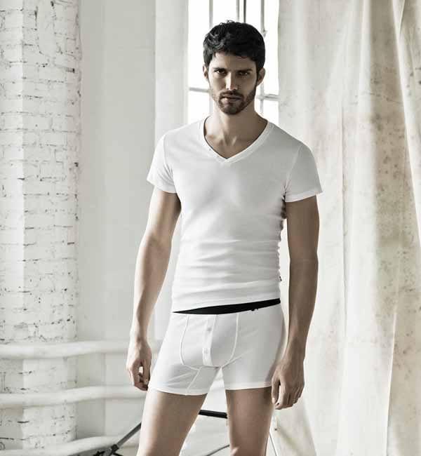 Коллекция мужской домашней одежды HOM