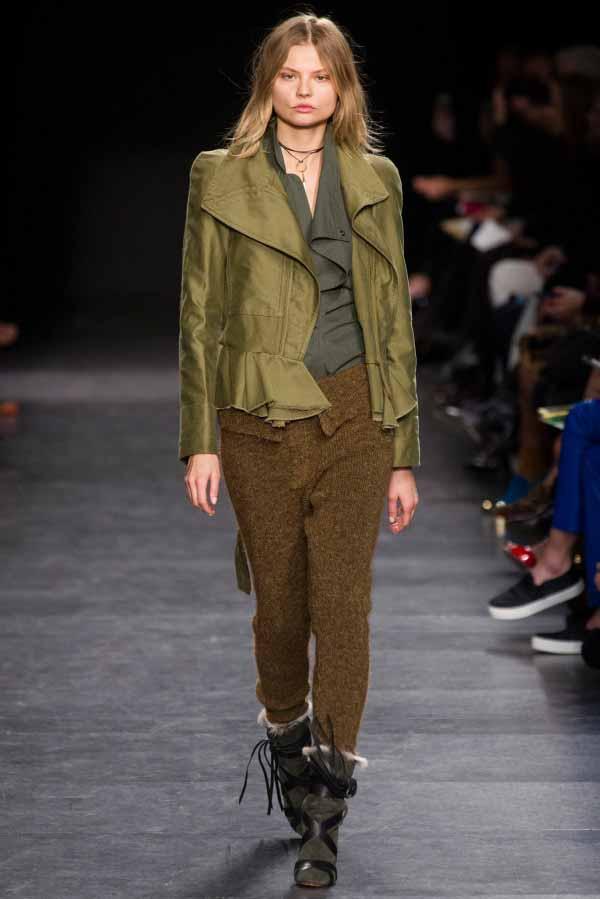 Коллекция женской одежды и обуви 2014 Isabel Marant