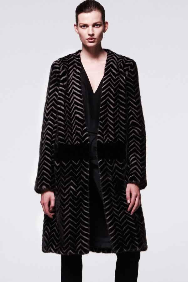 J.Mendel, Коллекция женской одежды Pre-Fall 2014
