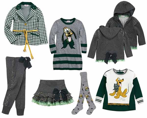 Модные комплекты детской одежды 2014-2015 года