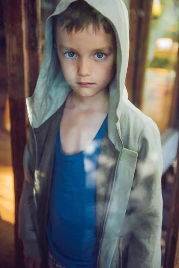 Летняя детская одежда 2014 от Paade Mode