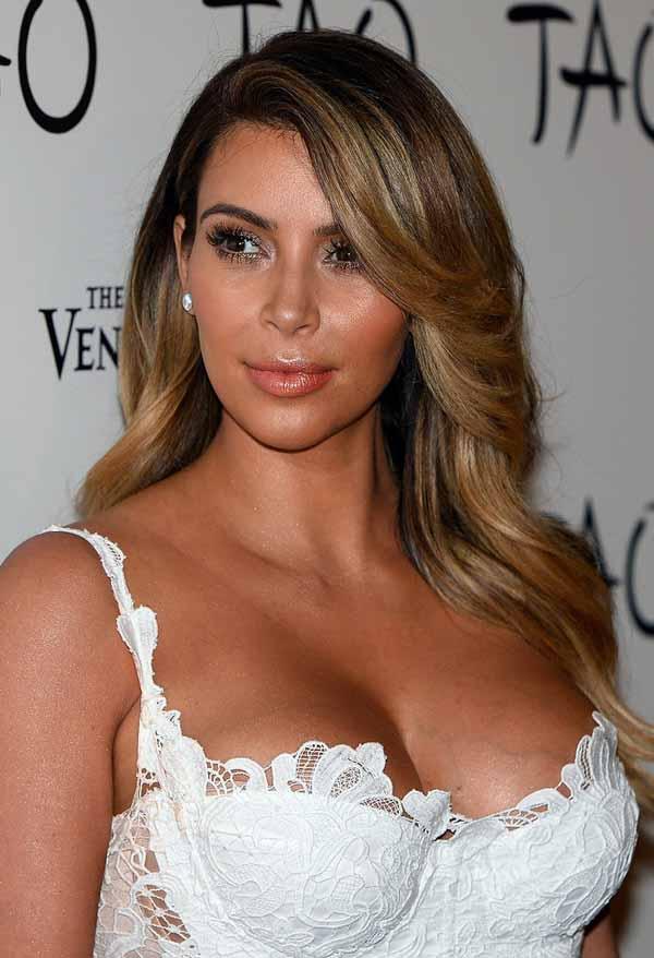 Бронзовая кожа от Kim Kardashian (Ким Кардашян)