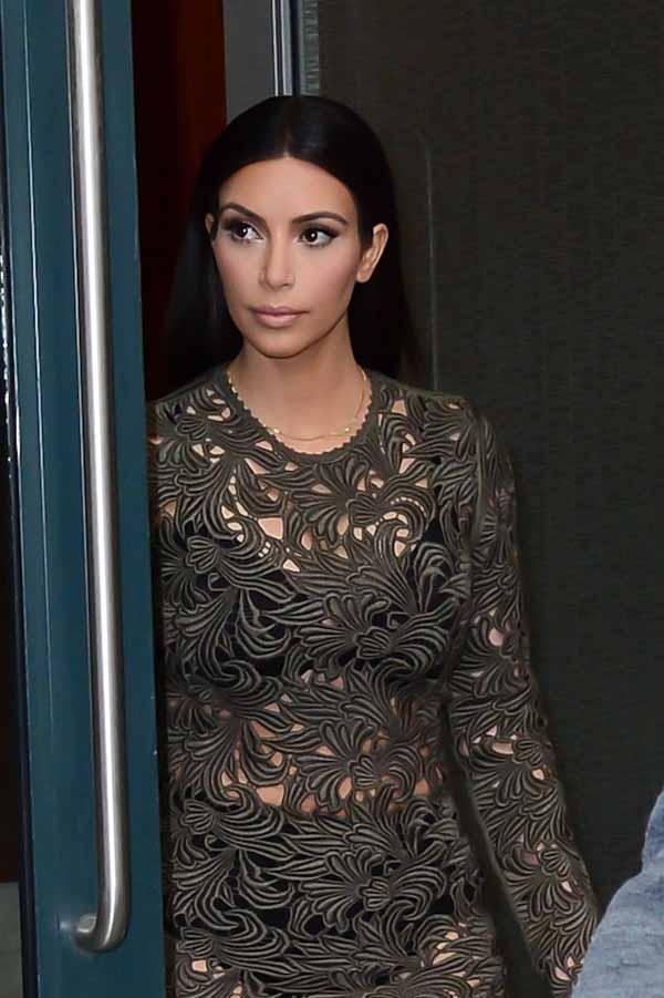 идеальный тон от Kim Kardashian (Ким Кардашян)