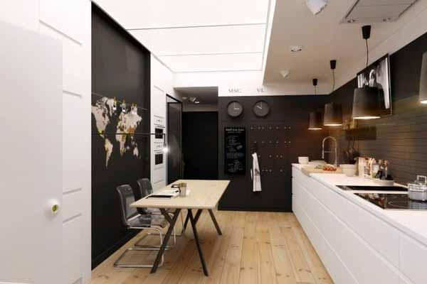 Лучшие идеи дизайна и планировки современных кухонь