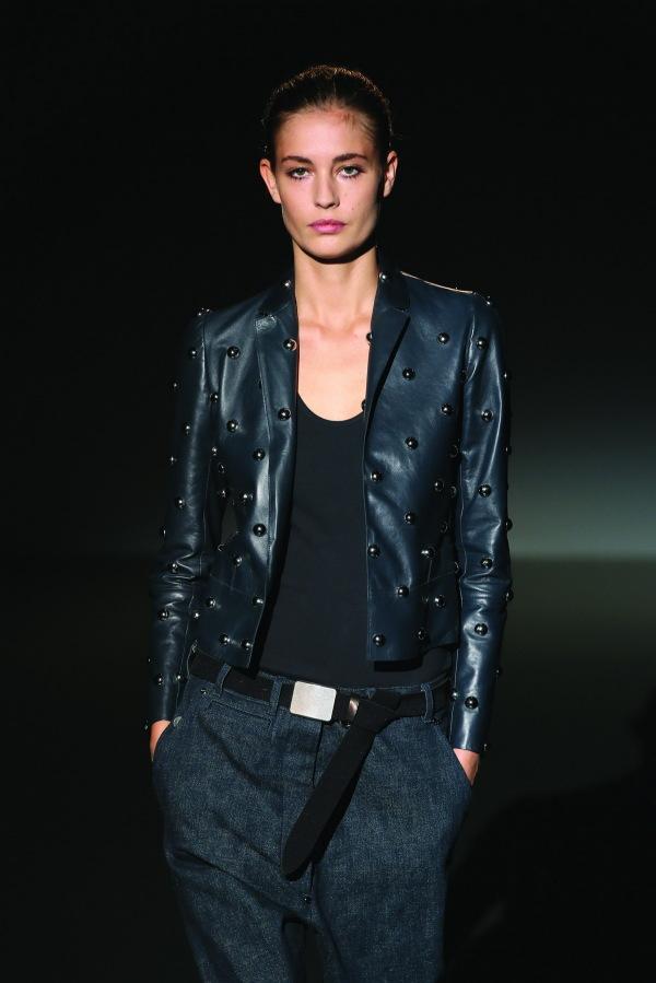 кожаные куртки для денщин 2015