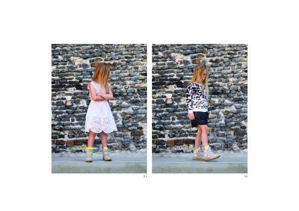 Брендовая  одежда для девочек от Little Remix
