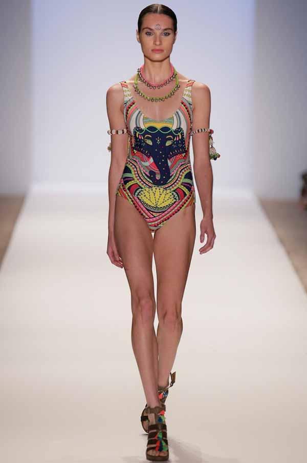Коллекция пляжной одежды и купальников Mara Hoffman