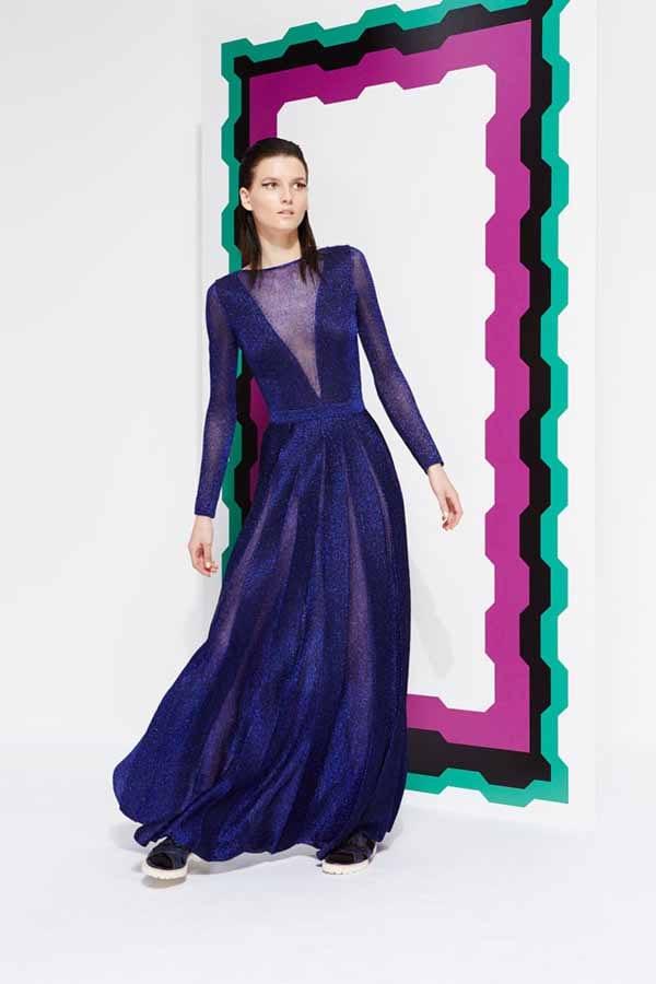 Missoni Женская Круизная коллекция 2015 года