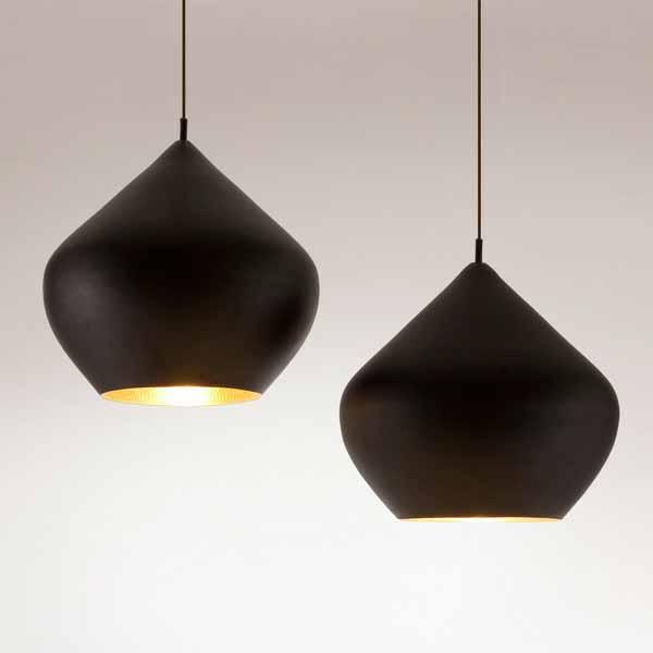 black-shade-lamp-ideas-aluminum