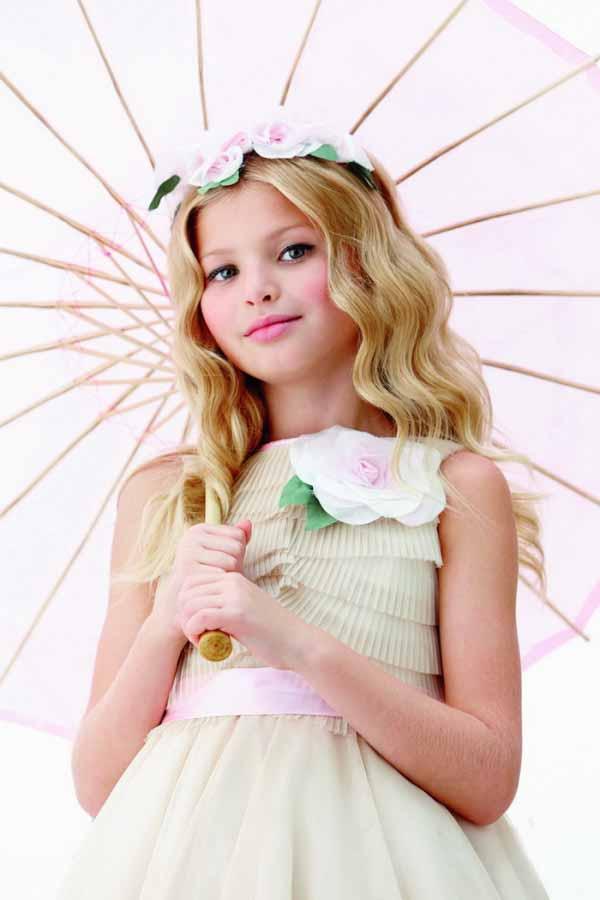 Детская одежда Monnalisa весна-лето 2014 года